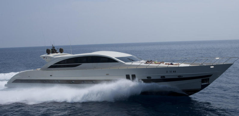 Продажа яхты GINEVRA Tecnomar 35.6m