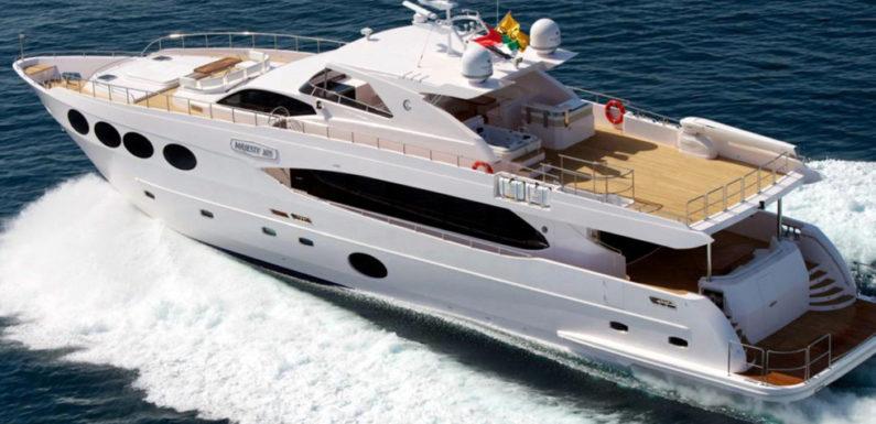 Продажа яхты Gulf Craft MAJESTY 105