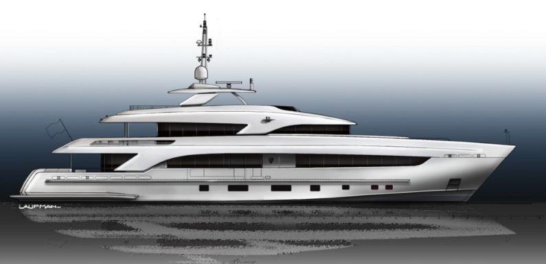 Продажа яхты Heesen 42m Project KINESIS
