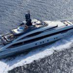 Продажа яхты Heesen 50m Aquamarine