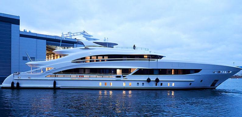 Продажа яхты Heesen TRITON 50m