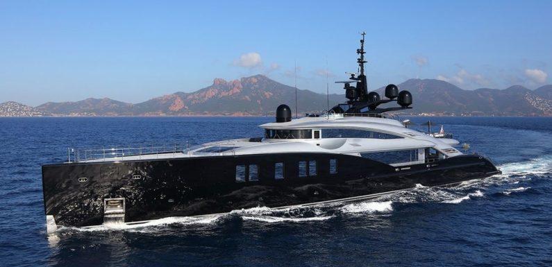 Продажа яхты Isa 66