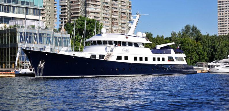 Продажа яхты John A. Nylen Shantal