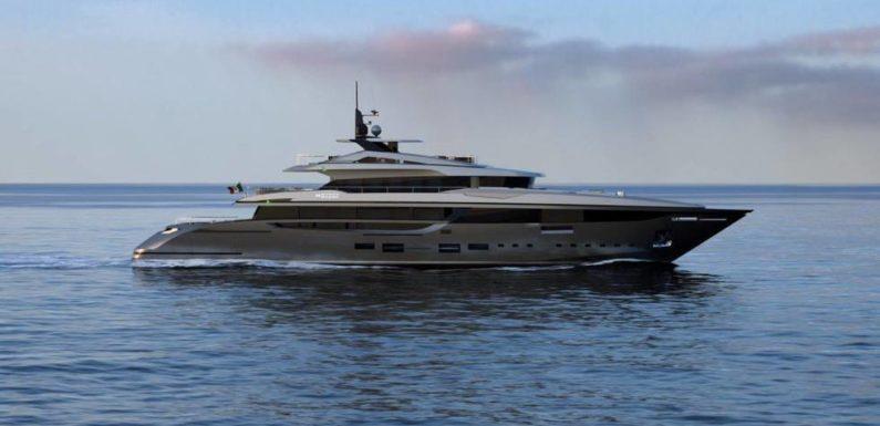 Продажа яхты M50