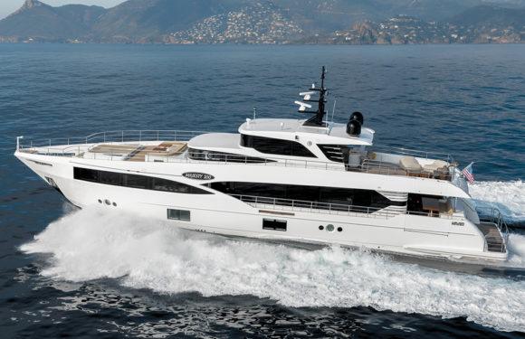 Продажа яхты Majesty 100