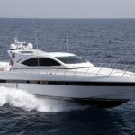 Продажа яхты Mangusta 72