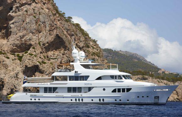 Продажа яхты Moonen 42M Sofia