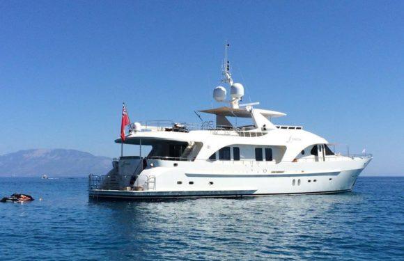 Продажа яхты Moonen Livadia 97