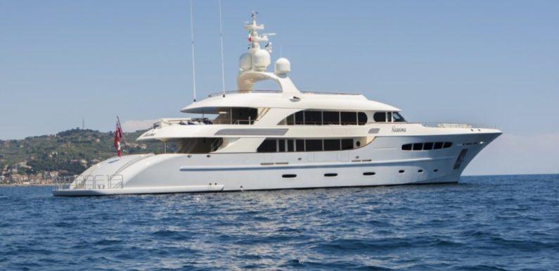 Продажа яхты Nassima 49m