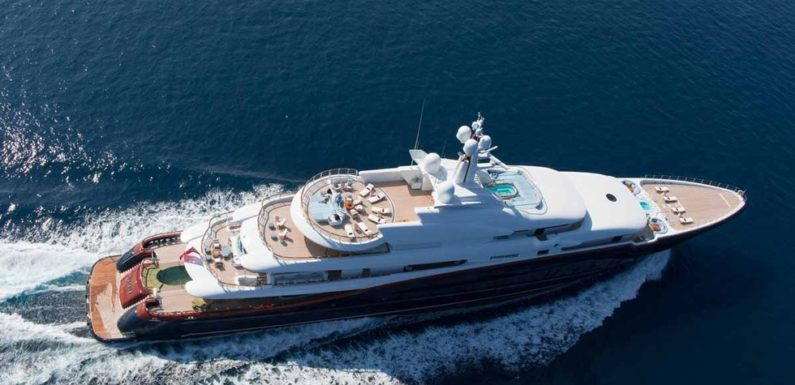 Продажа яхты NIRVANA