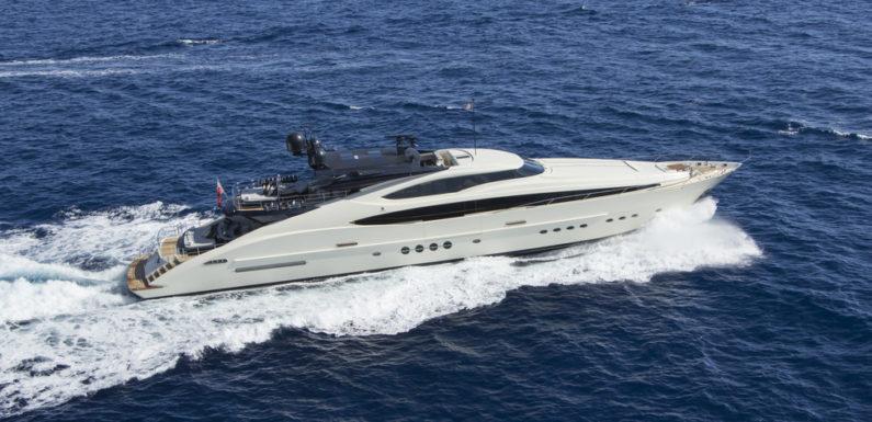 Продажа яхты Palmer Johnson VANTAGE 45m