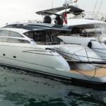 Продажа яхты Pershing 82