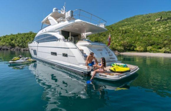 Продажа яхты Princess 82