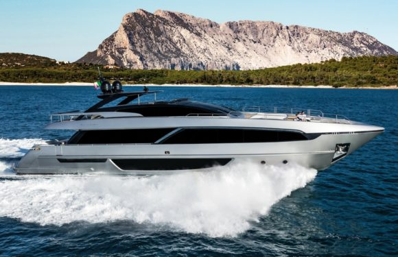 Продажа яхты Riva Corsaro 100