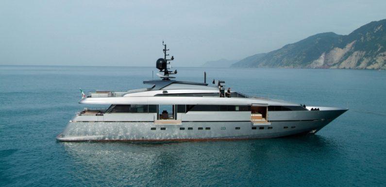 Продажа яхты Sanlorenzo 40 Alloy