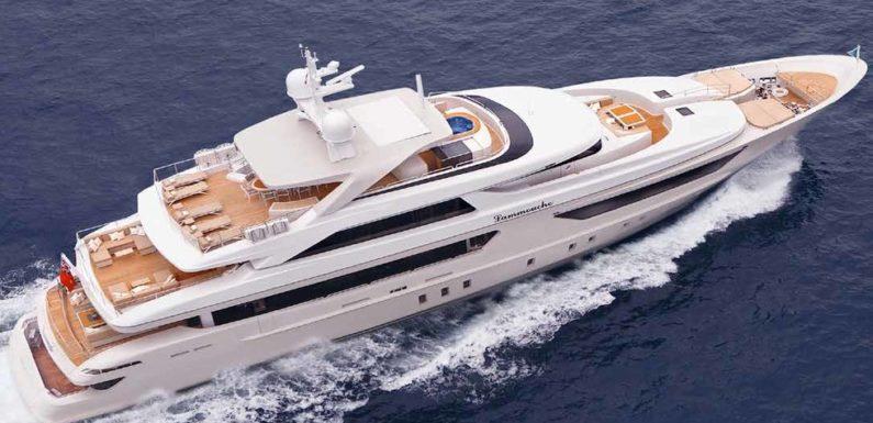 Продажа яхты Sanlorenzo 46 STEEL