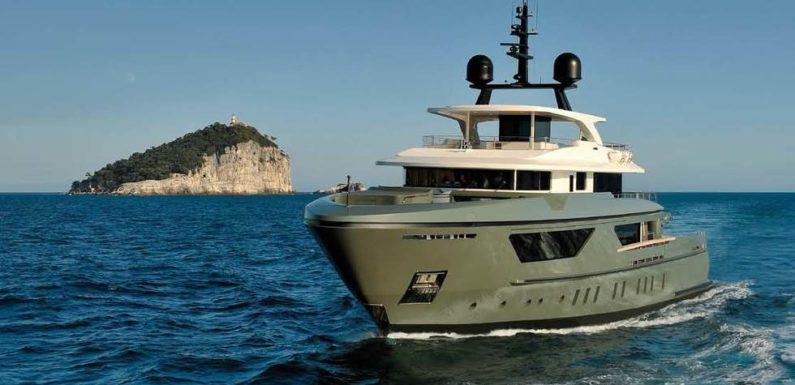 Продажа яхты Sanlorenzo 460 EXP