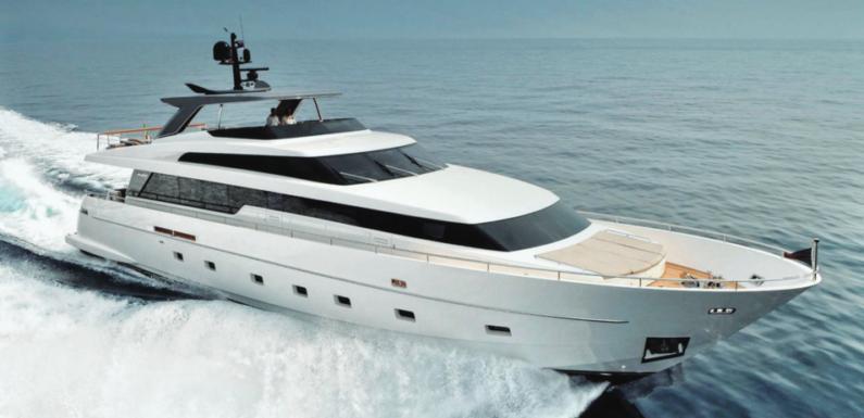 Продажа яхты Sanlorenzo 94