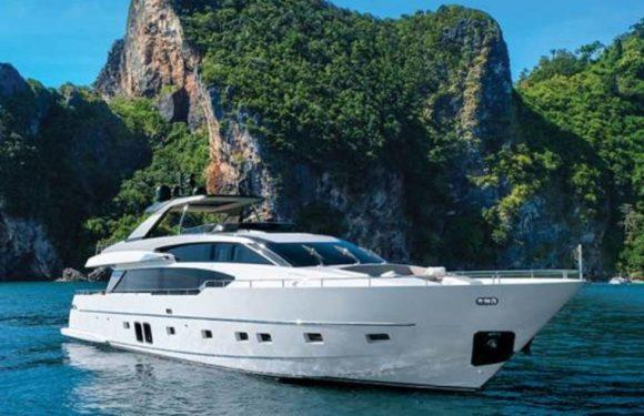 Продажа яхты Sanlorenzo SL86