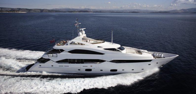 Продажа яхты Sunseeker 40m THUMPER