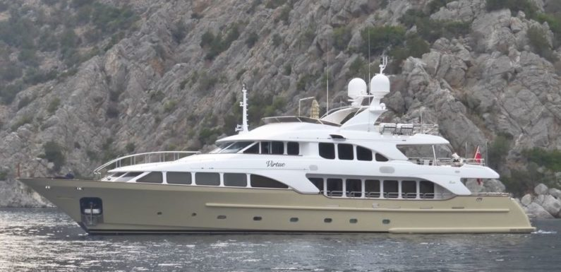 Продажа яхты Virtue Benetti Classic 37m