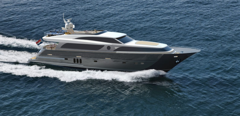 Продажа яхты Wim Van Der Valk Continental III Raised Pilothouse 26.00