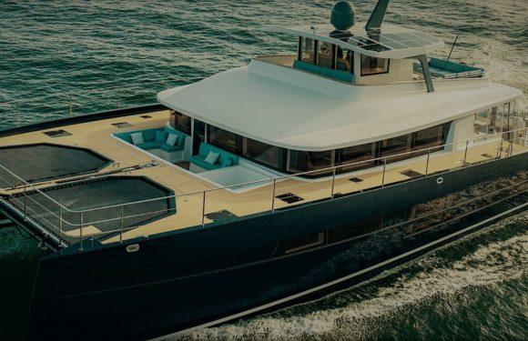Новый моторный катамаран Long Island 78 Power от JFA Yachts