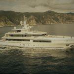 Новая моторная супер-яхта Framura Codecasa-55