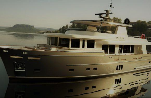 Новый яхтенный проект Capella от бренда Van der Valk
